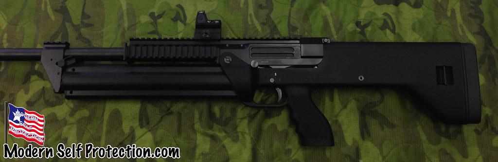 SRM M1216 Shotgun Review   Modern Self Protection M1216