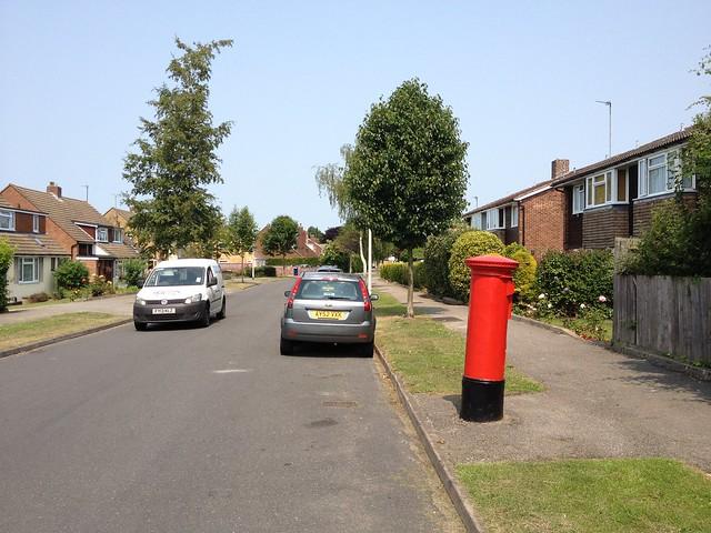 street in arbury
