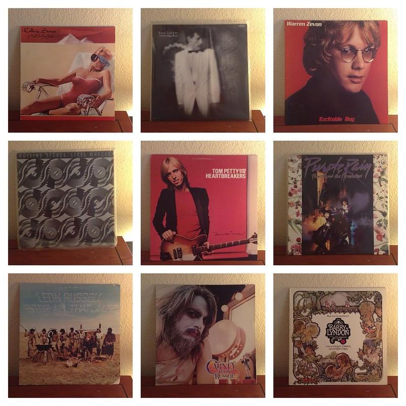 Vinyl haul