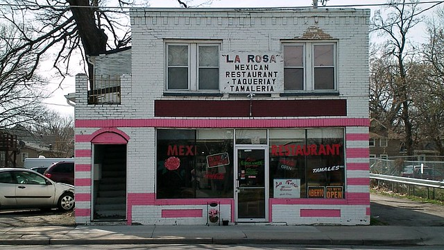 La Rosa Mexican Restaurant in Des Moines, Iowa