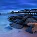 Southwold - Southwold Pier, Dusk by Yen Baet