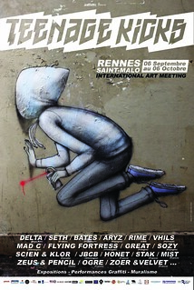Affiche_TEENAGE KICKS