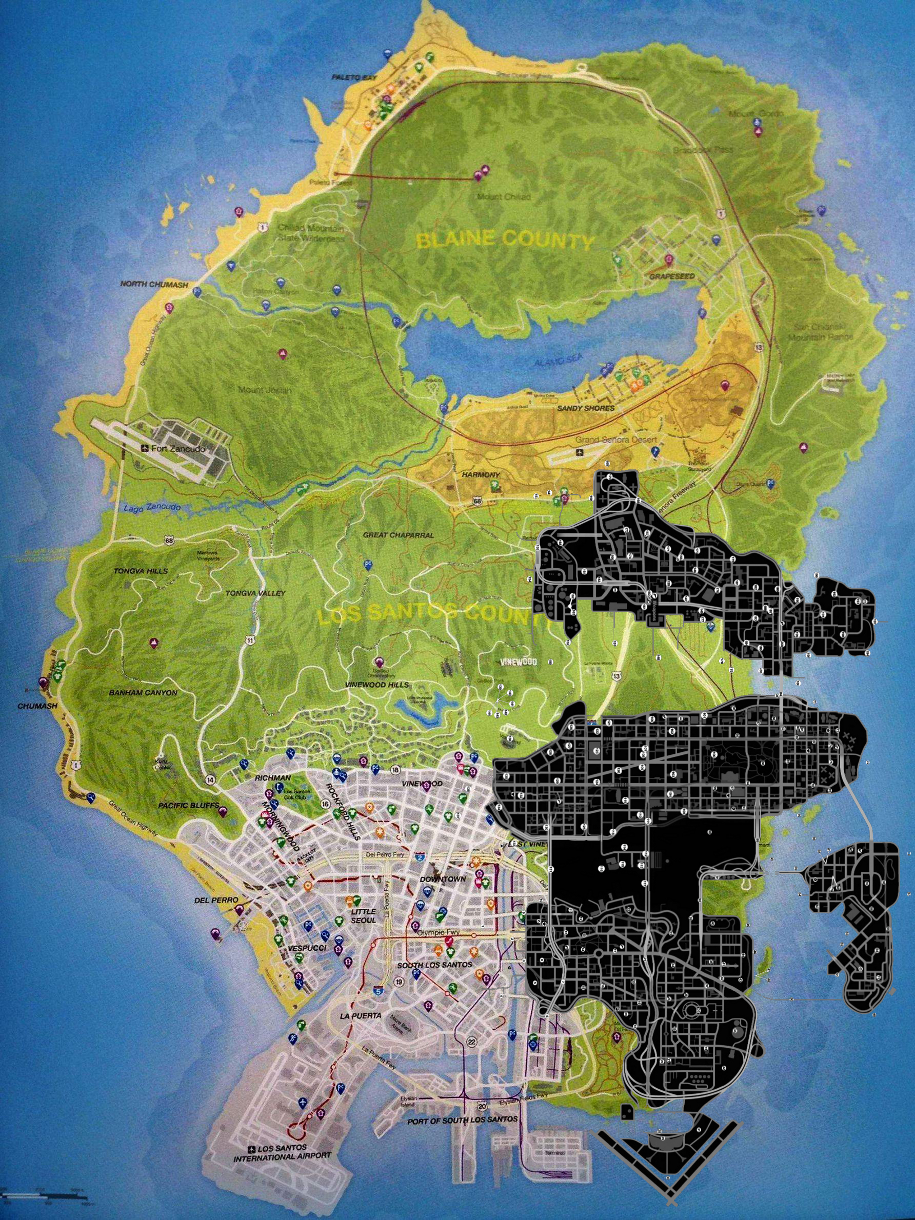 GTA 5- 9/17/2013, 20 minutes of gameplay inside! - Page 4 9725369832_38cbe07764_o