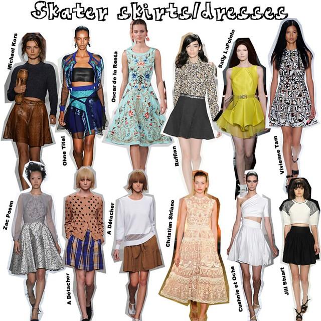 skater skirts-dresses
