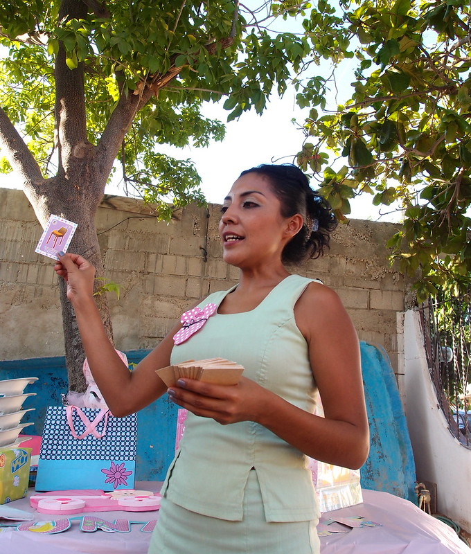mexican baby shower games traditions