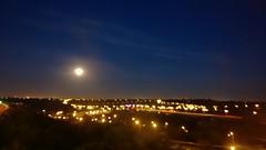 Lovely Harvest Moon tonight