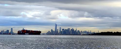 newyorkcity newyorkharbor freedomtower