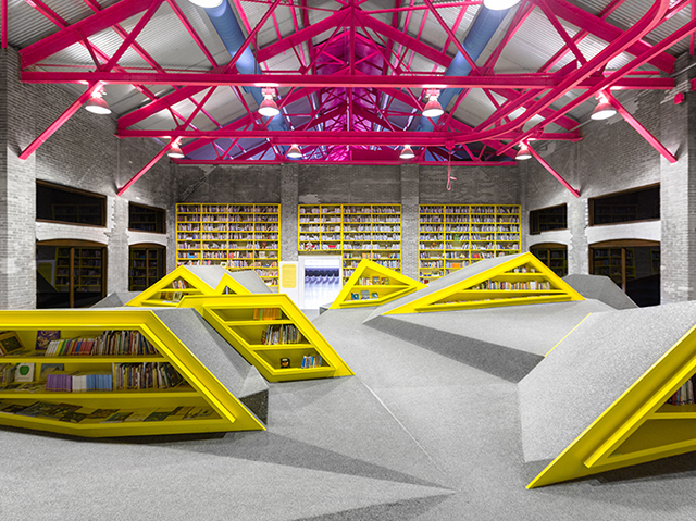 Childrens-Library-Cultural-Center-Conarte-Monterrey-Anagrama-5