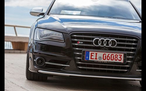 2013 MTM Audi S8 Biturbo Pictures