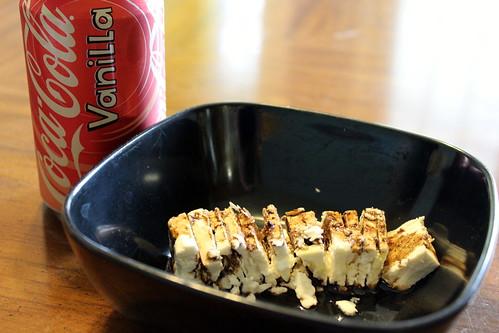 Feta & Vanilla Coke