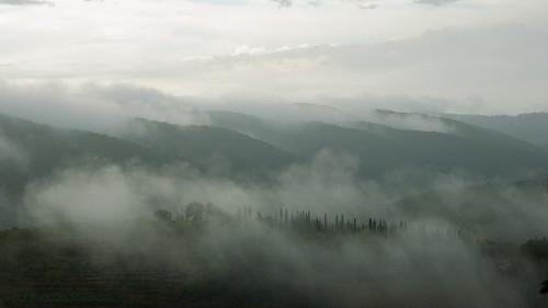 Toscana - Chianti view
