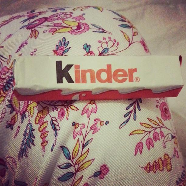 Chut j'ai piquer un #kinder à chéri #blog #blogueuse #ourlittlefamily #france