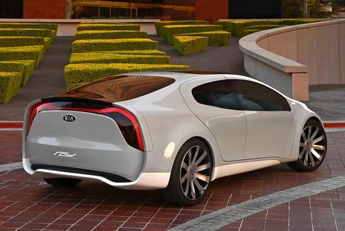 Kia Ray concept in 2010