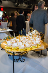 Meringues by Marilyn Pearson of Cuisine & Company Catering