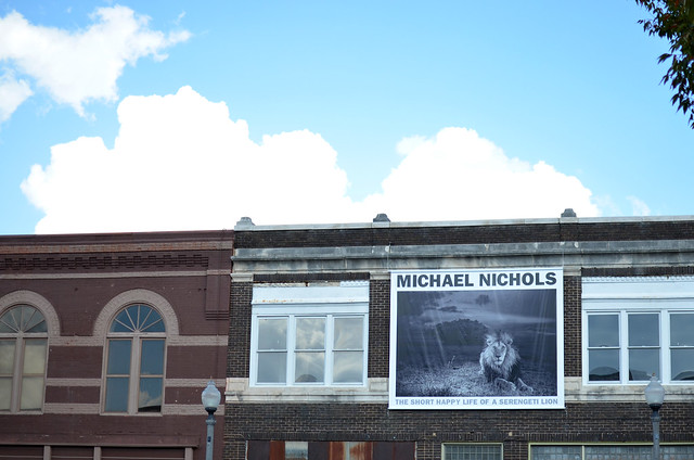 Michael Nichols Exhibit