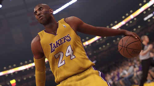 NBA 2K14 on PS4, 07