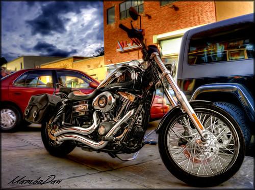 Harley Davidson Motorcycle Brand