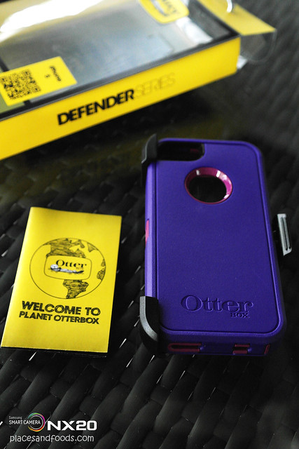 otterbox defender iphone5 unbox