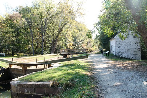 History at the C & O canal