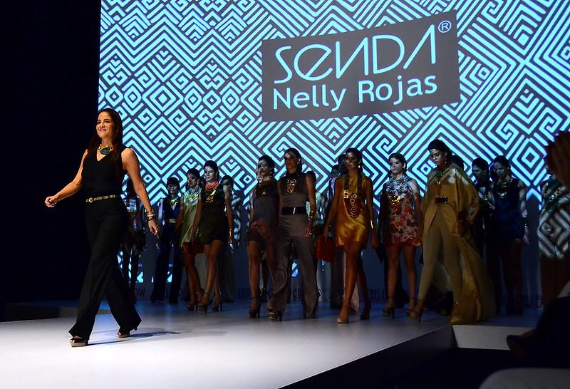 Pasarela SP PRO (Nelly Rojas) - Cali Exposhow 2013