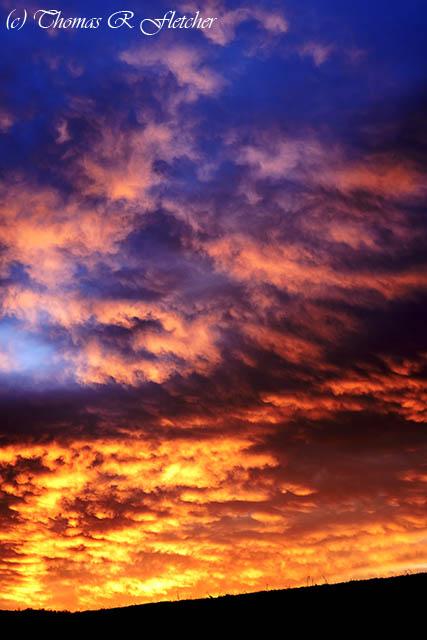 Kodachrome Sunrise