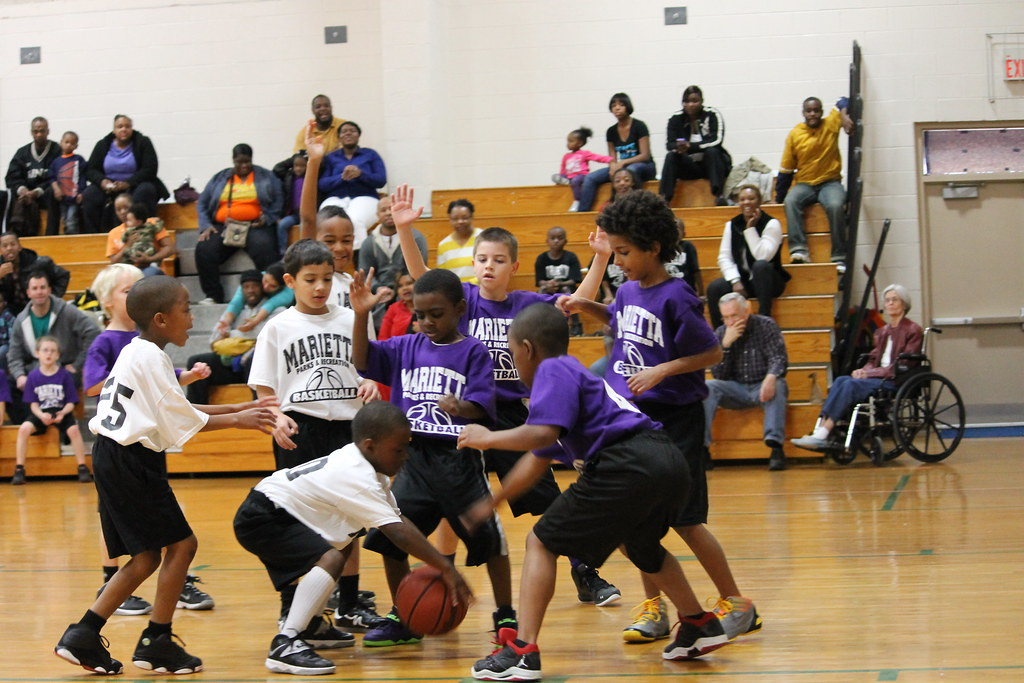 Marietta's Youth Basketball League Opening Day 11092013 040
