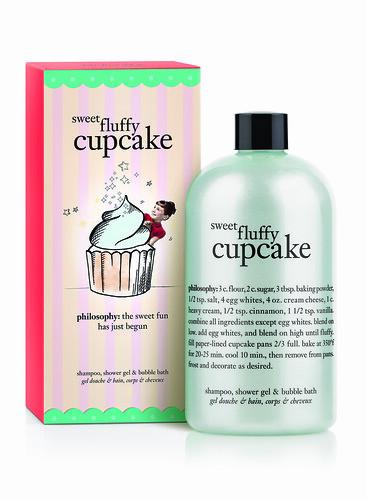 Sweet Fluffy Cupcake