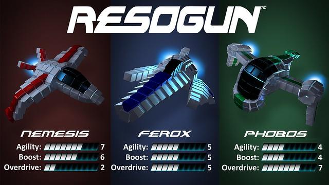 Resogun, 03