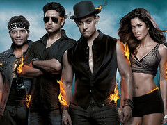 [Poster for Dhoom 3]