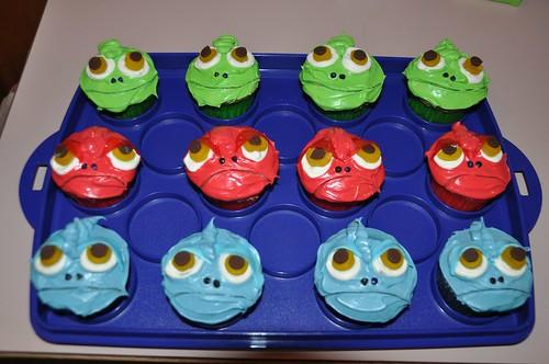 Pascal Cupcakes