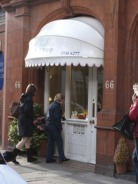 chelsea cake shop