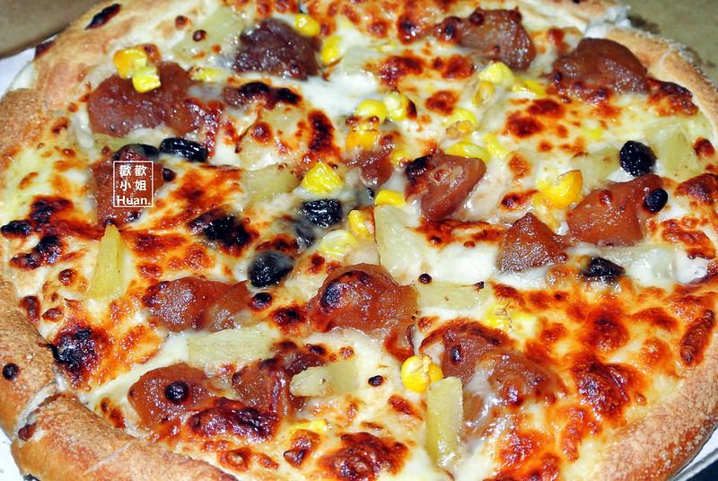 拿坡里(蘋果肉桂Pizza)