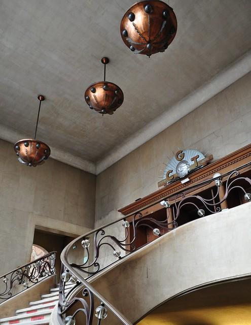 Decoration Montee Escalier En Bois