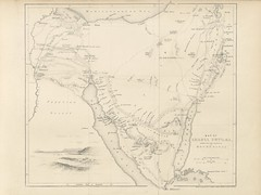 """British Library digitised image from page 35 of """"Forty Days in the Desert on the track of the Israelites; or, a Journey from Cairo by Wady Feiran to Mount Sinai and Petra. By the author of 'Walks about Jerusalem' [i.e. William Henry Bartlett.] Third editi"""
