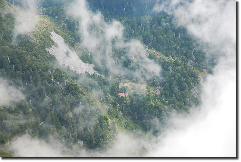 北稜角俯瞰翠池 2