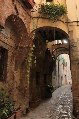 Vicoli di Città di Castello
