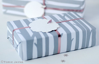 'Woods' Gift Wrap