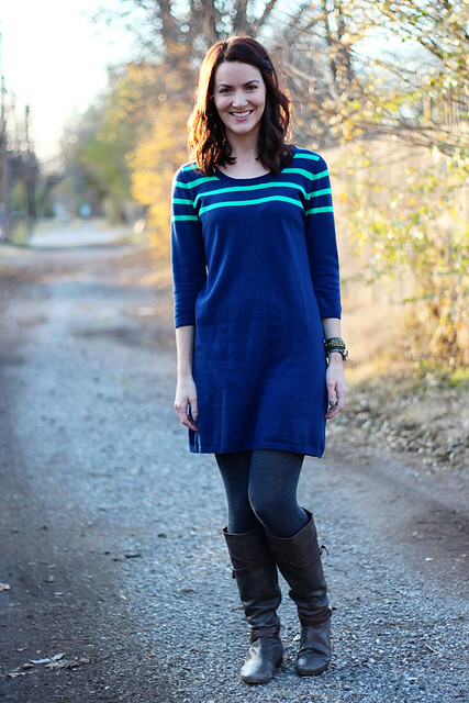 striped-sweater-dress-1