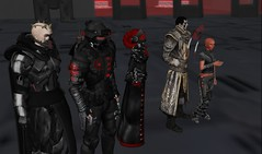 Sith Inquisition in their Fleet