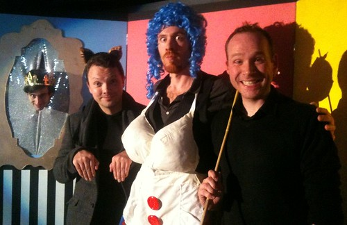Review – The Improvised Panto!