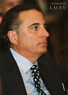 Andy Garcia at the Make a Wish Foundation 30th Gala