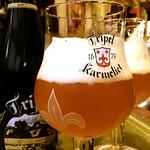 ベルギービール大好き!!トリプル・カルメリートKarmeliet Tripel@リトルデリリウム