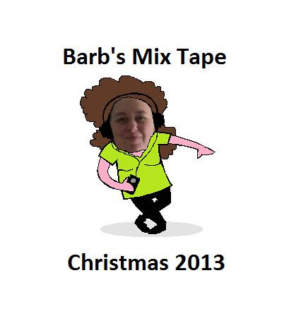 Barb's album cover 2013