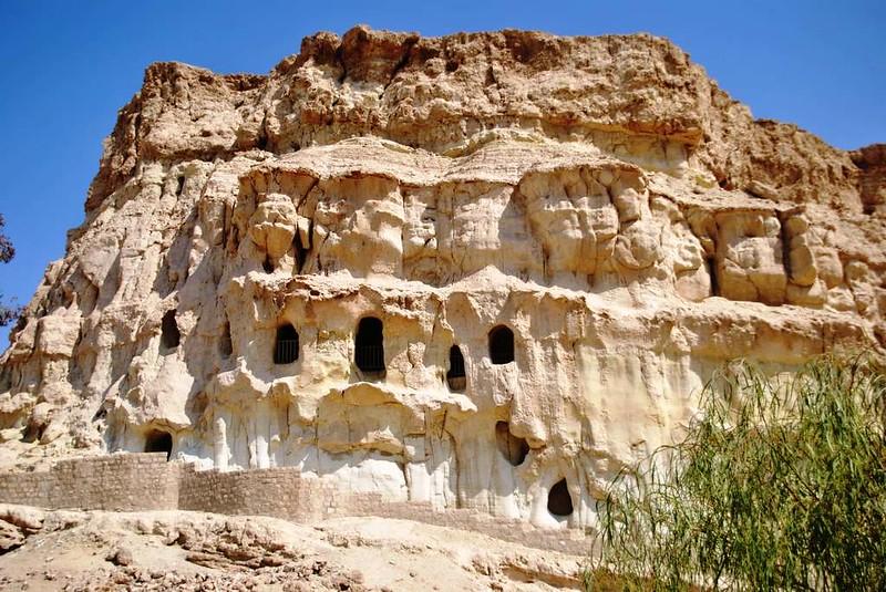 24 cuevas naturales en Isla de Qeshm (50)