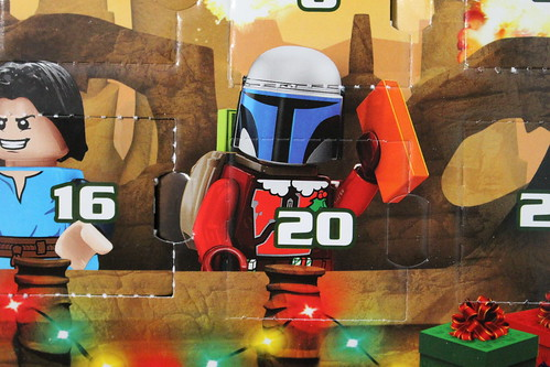LEGO Star Wars 2013 Advent Calendar (75023) - Day 20