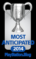 PlayStation Blog Game of the Year Awards 2013: Most Anticipated Silver
