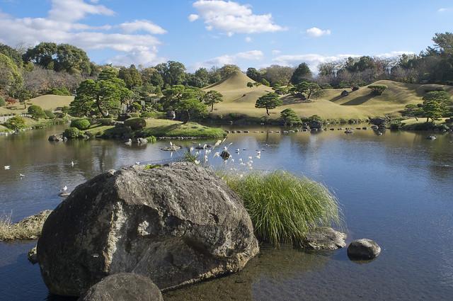 Suizenji Yōjuen 02 熊本 水前寺成趣園