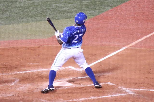 横浜DeNAベイスターズナイジャーモーガン (18)