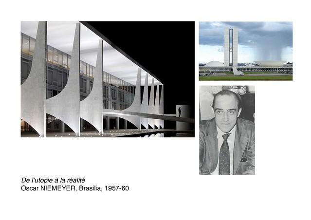 NIEMEYER, Brasilia, 1958-60