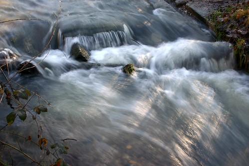 Small waterfall II